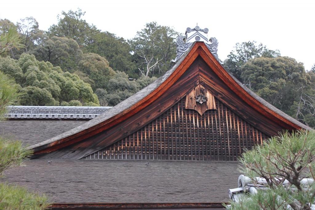 南禅寺の中の建物