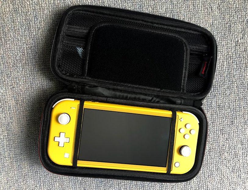 Nintendo Switch Liteに必要な物