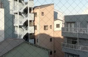 nova lite2でとった窓の外の画像
