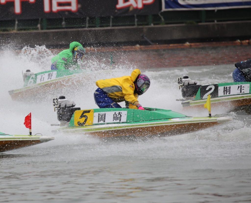 ボートレース写真