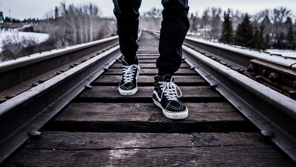 徒歩イメージ
